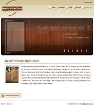 Westpac Cabinet Doors